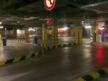 Parkovací systém 1