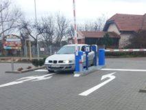 Parkovací systém ID-KARTA
